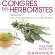 Congrès herboristes Toulouse
