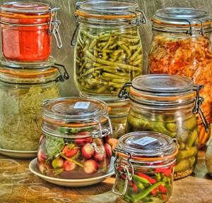 Aliments de vie:  le miracle de la lacto-fermentation