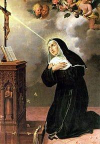 Connaissez-vous l'Eau de Sainte Rita ?