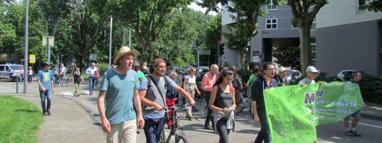 La marche des Cobayes: nous sensibiliser à la crise sanitaire ambiante !