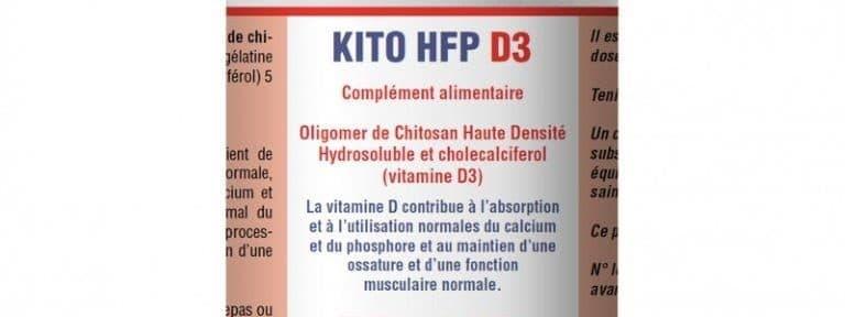 Bien vieillir: adoptez le régulateur cellulaire KITO HFP D3 !