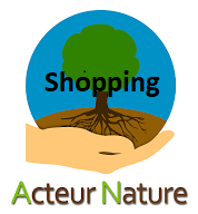 Shopping Acteur-Nature