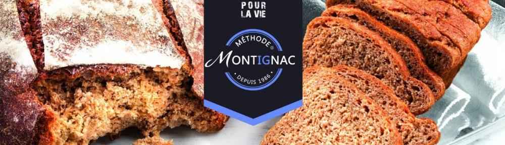 Le pain Montignac: Le véritable Pain Complet