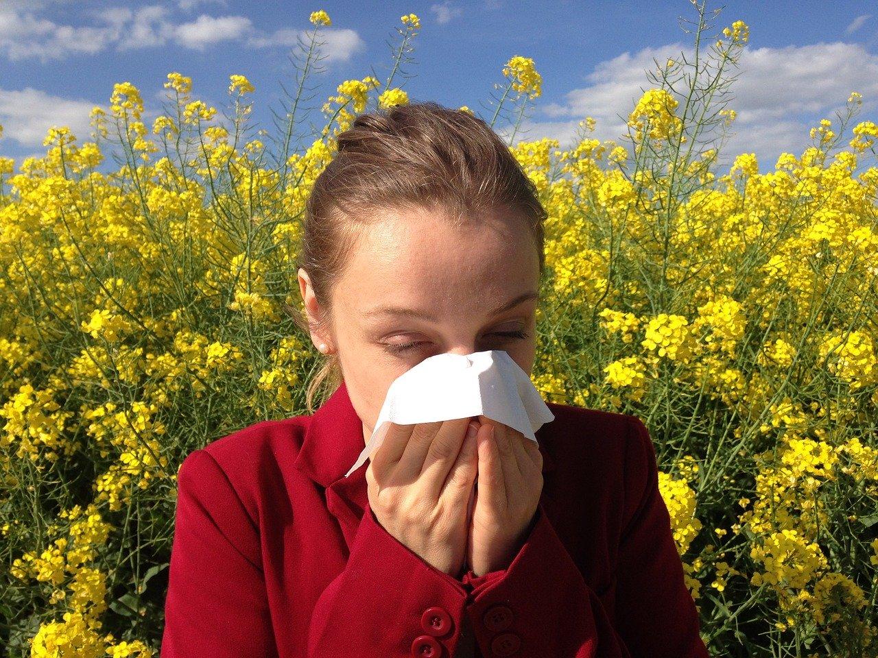 Allergies saisonnières: agir naturellement !