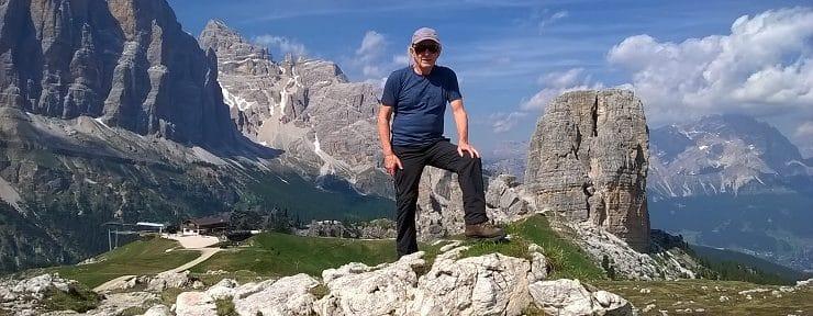 Chez Maria, tout près des Dolomites italiennes