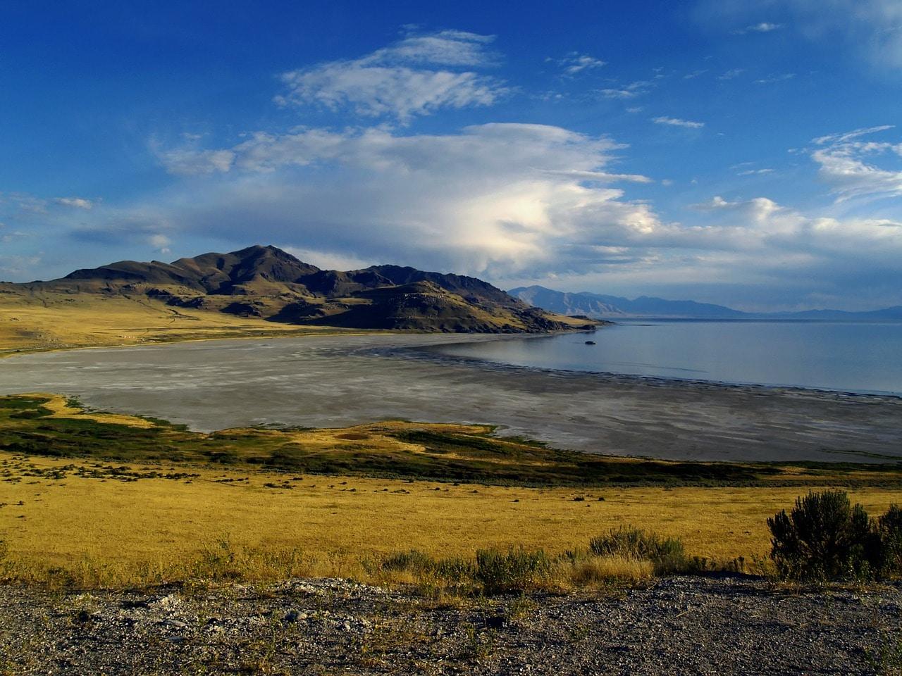 Faites une cure de minéraux et oligo-éléments du Grand Lac salé (Utah)