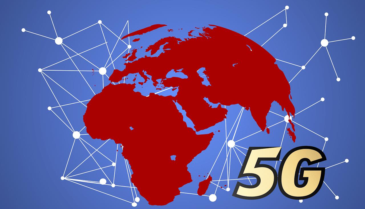 La 5G, évidemment…progrès, innovation selon E Macron