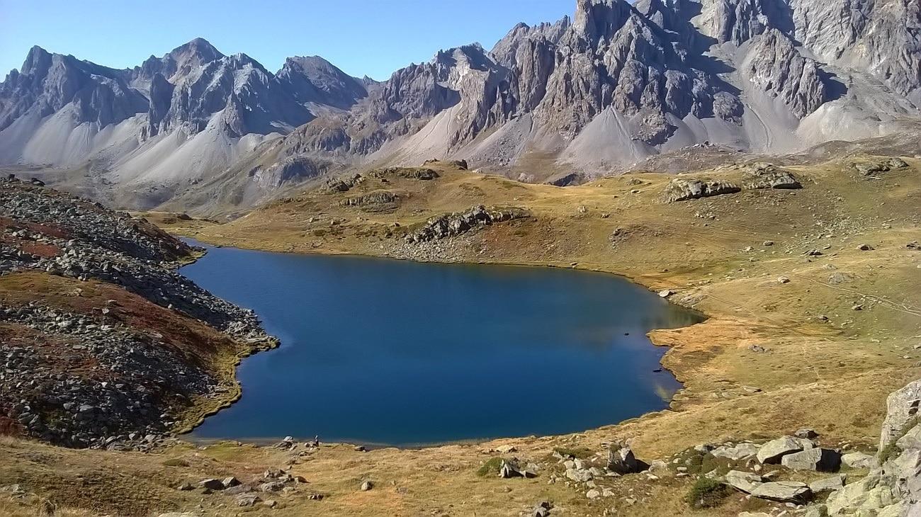 Rando sublime entre Les Cerces et le Mont Thabor